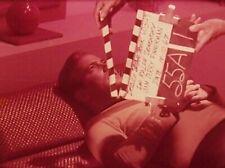 "RARE 1967~STAR TREK ""OBSESSION""~CLAPPER BOARD~KIRK~35mm FILM CLIP/SLIDE~LOT 269"