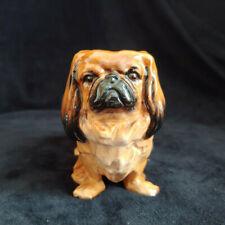 Vintage Royal Doulton Pekingese Dog Figurine 1012