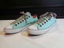 Converse All Star Red Tag Unisex Lauren Mens 9 Womens 11