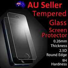 Tempered Glass Rounded Edges Screen Protector for iPhone 5 5S 5C SE