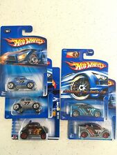 HOT WHEELS LOT OF 5 Volkswagen Cars