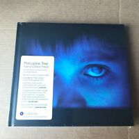 "Porcupine Tree ""Fear Of A Blank Planet"" CD 2017 Digibook Sealed [Steven Wilson]"