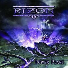 RIZON - POWER PLANT NEW CD
