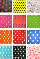 Crafts Fat Quarter Spotted Fabric