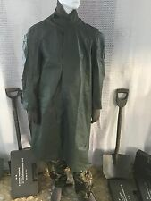 vintage (new) medium / large green coat,poncho cape,rain coat mod,water proof