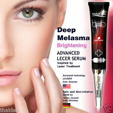 Deep Melasma Serum Brighten Lighten Dark Spots Hyperpigmentation