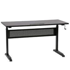 """Standing Desk Adjustable Height Desk Stand Up Desk Sit Stand Desk For Laptop 55"""""""