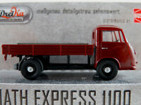 DreiKa/Busch 94202 Goliath Express 1100 Pritsche (1957) in rot 1:87/H0 NEU/OVP