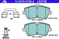 Bremsbelagsatz Scheibenbremse ATE Ceramic - ATE 13.0470-2726.2