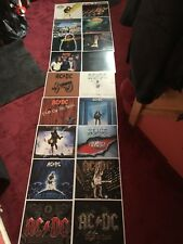 ACDC ROCK OR BUST OFFICIAL PHOTO BOOK LTD 500 WORLDWIDE ANGUS YOUNG BRIAN JOHNSO