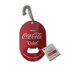 TableCraft Coca-Cola Key Chain Bottle Opener