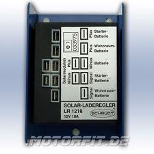 Schaudt Solar-Laderegler LR 1218 - für Solarmodule bis 220W
