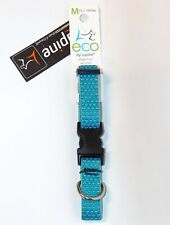 """Lupine ECO 3/4"""" Tropical Sea Blue Adjustable Collar for 9-14 Inch Dogs NWT"""