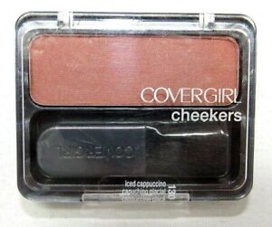COVERGIRL Cheekers Blush 130 Iced Cappuccino 3g/.12oz