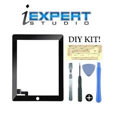 NEW Original Black Digitizer Screen Glass Touch Replacement for iPad 2 TOOLS