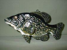 Fish Decoy Black Crappie Ken Szafasz