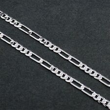 Men's Silver Plated Chains