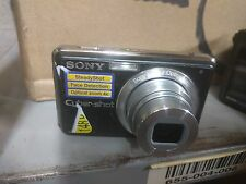 Sony Cyber-shot DSC-S980 12.1 MP Digital Camera - Black