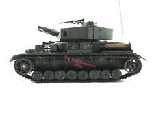 RARE 1:18 21st Century Toys Ultimate Soldier WWII German Army Panzer IV Tank RC