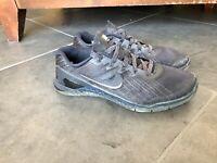 Nike Metcon 3852928-011 Black/White Ice Bottom Men's Training Shoes Sz 10.5