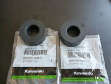 Kawasaki ks125 kd125 ke250 kt250 kx250 Fuel Tank Rubber Dampers Set X2 Genuine.