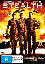 Stealth - Action / Military - Josh Lucas, Jessica Biel, Jamie Foxx - NEW DVD