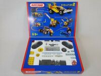 Meccano Evolution 2 Set 25 Models 207 Pieces Contents New & Unused Free Postage
