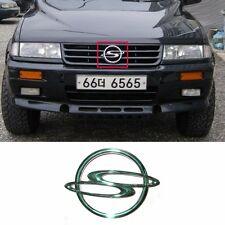 Radiator Grille Emblem Badge for OEM Parts Ssangyong 1996-2005 Musso Korando
