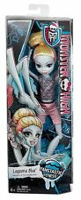 "LAGOONA BLUE Monster High Fangtastic Fitness Doll NIB 10"" Jointed Doll"