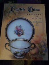 English China Patterns Pieces Book