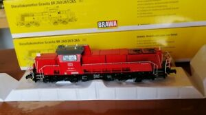 Brawa 42706 Diesellok Br 265 Gravita Digital Extra Sound HO