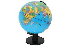 Kinder Globus Beleuchtet Drehend Weltkugel 30cm Schülerglobus Leuchtglobus Lampe