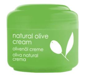 ZIAJA NATURAL OLIVE CREAM FOR DRY NORMAL SKIN
