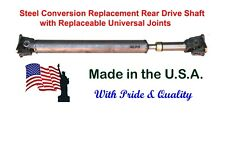 FOR 2005-06 2007 2008 2009 2010 JEEP GRAND CHEROKEE & COMMANDER REAR DRIVE SHAFT