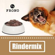 Barf Paket Rindermix 25kg, Barffleisch Barfen Rind Frostfutter Barffleisch Hunde