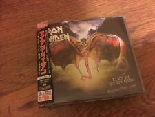 Iron Maiden Double CD Live At Donington 1992 Japanese import