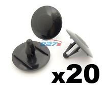 20x Toyota Bonnet / Hood Insulation Clips- Plastic Fasteners for Sound Deadening