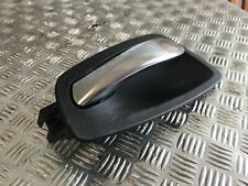 BMW 1 SERIES E87 04-11 DRIVERS SIDE REAR OSR INTERIOR DOOR HANDLE LEVER 69621...