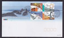 FDC:  AAT 2002  AUSTRALIAN ANTARCTIC RESEARCH