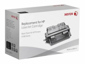 HP Xerox 61X C8061X 003R99601 Genuine HIGH CAPACITY Black Toner Cartridge .