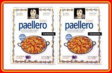 2 PACKETS - TRADITIONAL  PAELLA SEASONING X 60 SERVINGS