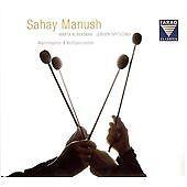 Sahay Manush: Multi Precussion/marimba Duo (Spitschka) CD NEW