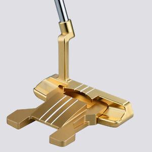 "Aus Japan HONMA Golf Japan BERES P308 Mallet type Black GOLD PUTTE 34"" 2021"