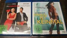 Katherine Heigl - Die nackte Wahrheit / Einmal ist keinmal Blu Ray
