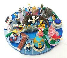 Tokyo Disney Sea 5th anniversary Mickey Jigsaw Diorama Figure Collectible RARE