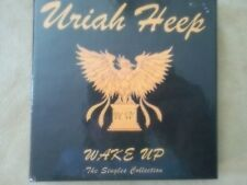 "URIAH HEEP ""WAKE UP"" THE SINGLES COLLECTION BOX SET 2006 ITALIAN IMPORT"