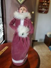 Byers choice carolers 1990 Singer