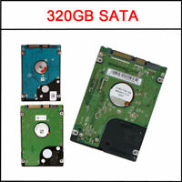 "USED 320 GB 320GB 5400 RPM 2.5"" SATA HDD Hard Drive For Laptop IBM HP DELL ASUS"