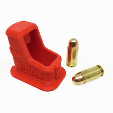Smith & Wesson M&P 45 Shield Magazine Loader .45 ACP by Hilljak, Red