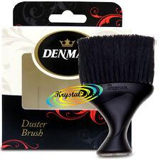 Denman D78 Barber Salon Hairdressing Neck Hair Cutting Duster Brush Black